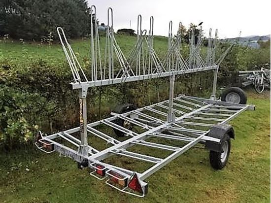 Picture of Road Bike Trailer