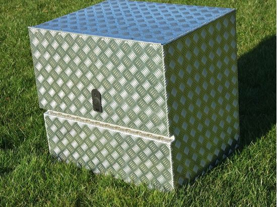 Picture of Bike Trailer Storage Box - Large