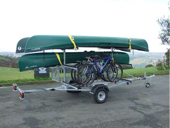 Picture of C6 Low-Line Canoe/Kayak Trailer