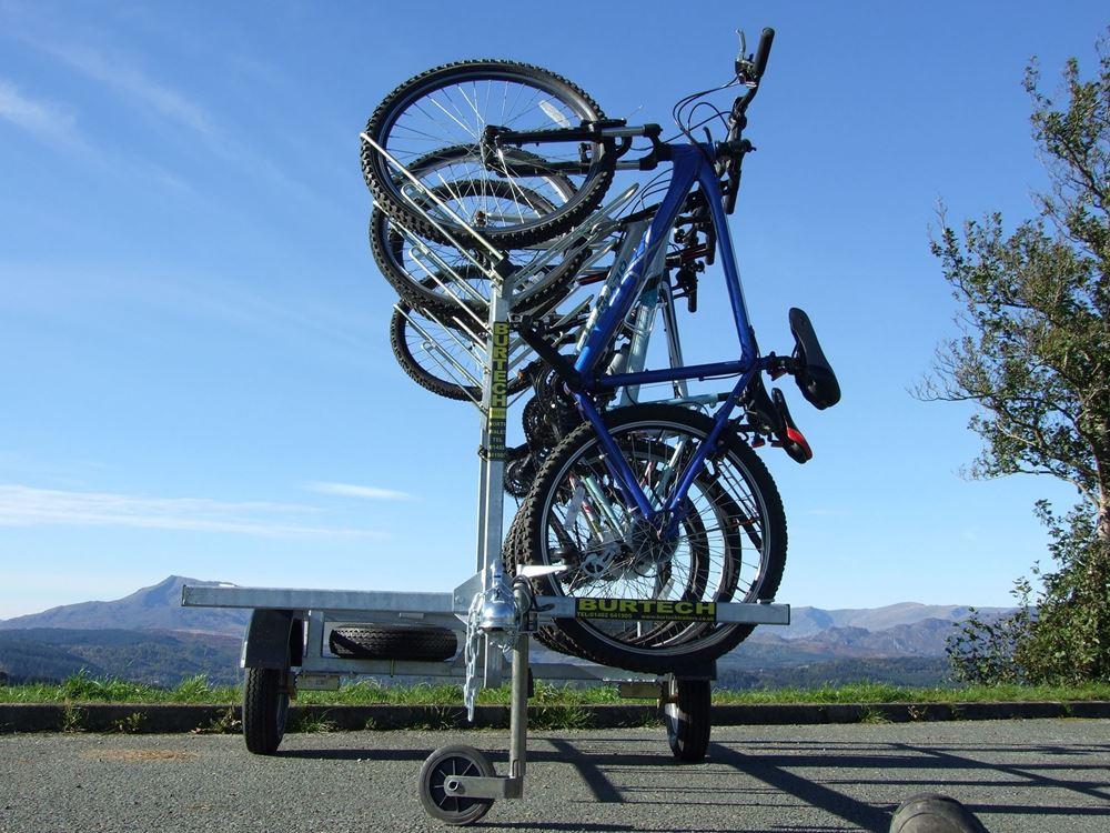 Cub 8 Bike Trailer Mountain Bike Trailers And Canoe