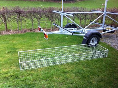 Picture of Canoe Trailer Shallow Pan