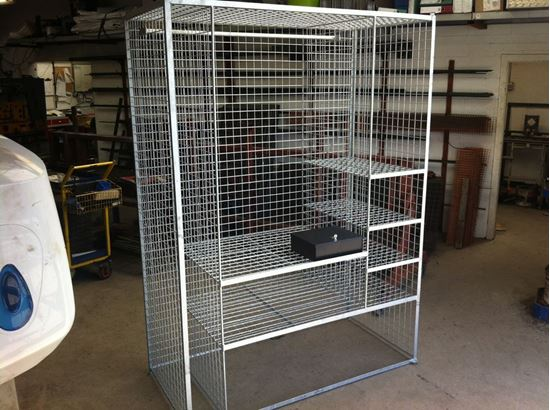 Picture of Drying Cabinet