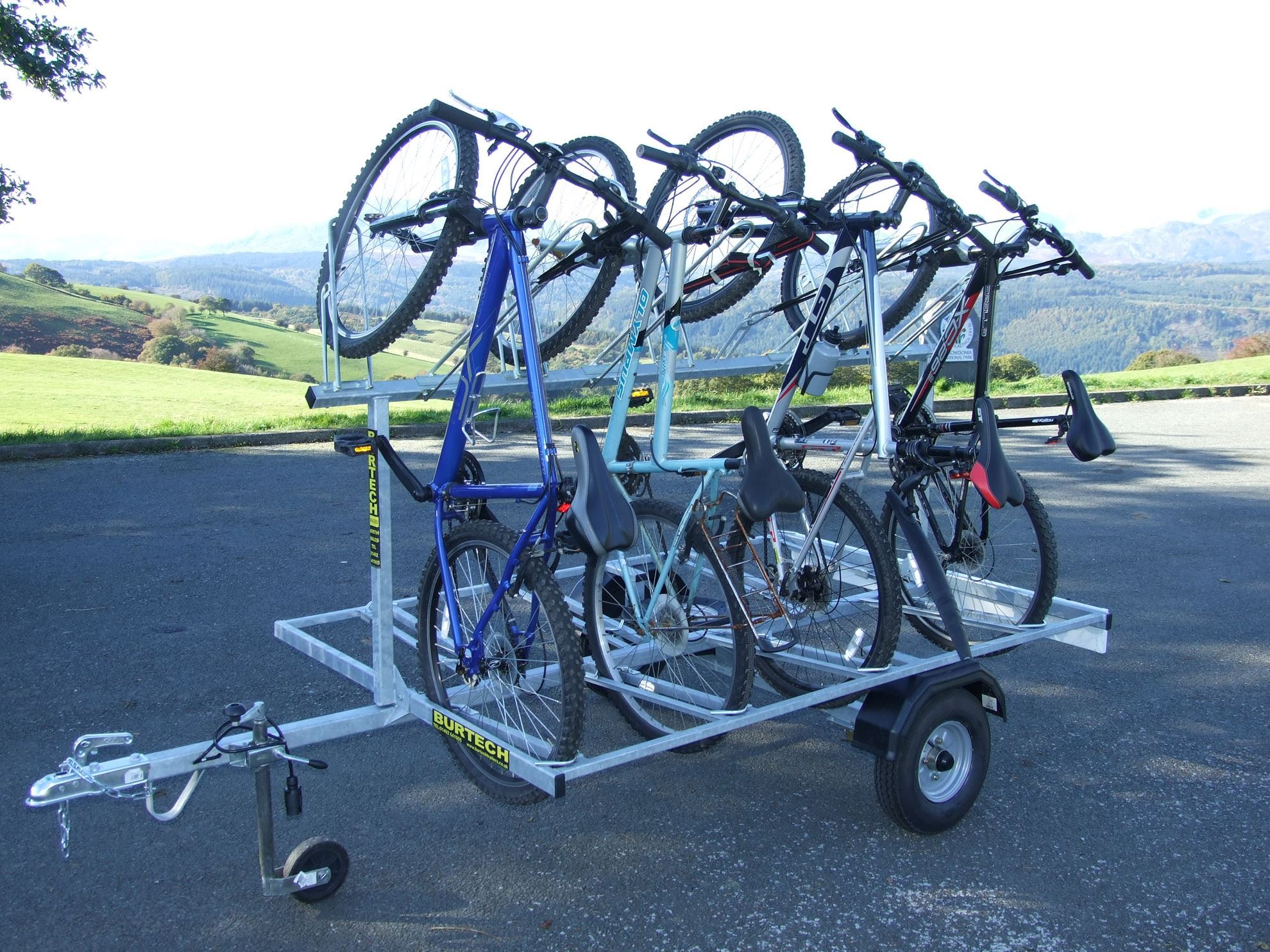 Mountain Bike Trailer - Best Seller Bicycle Review
