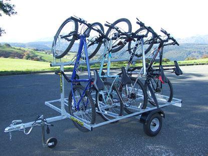 Picture of Cub 8 Bike Trailer