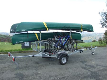 Picture for category Canoe / Kayak Trailers