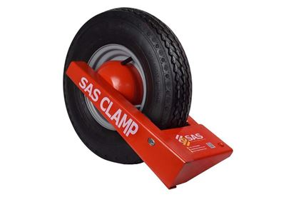 Picture of Trailer Wheel Clamp